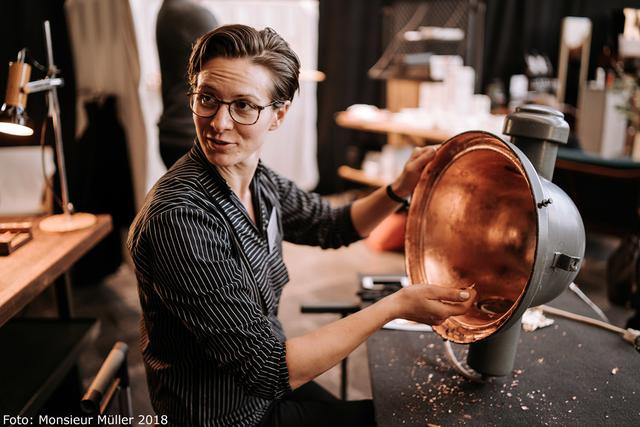 Steffi Treiber – Upcycling Expertin des WDR