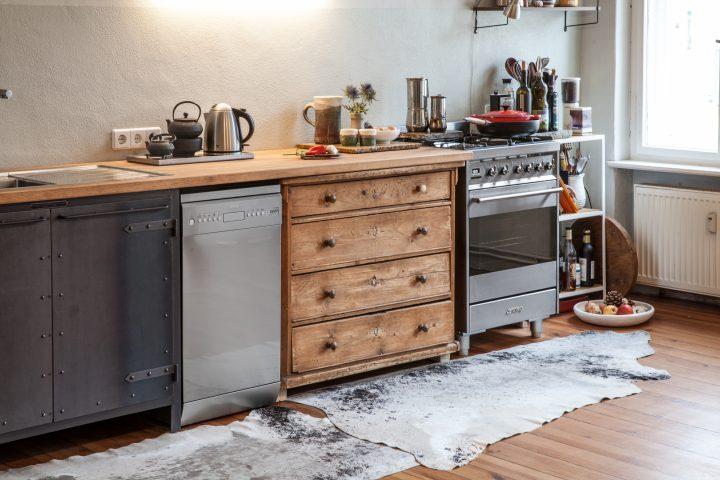 Die Küche als Lebensraum – das ist unser Motto