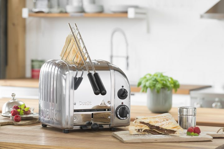 DUALIT Classic Toaster- handmade in England